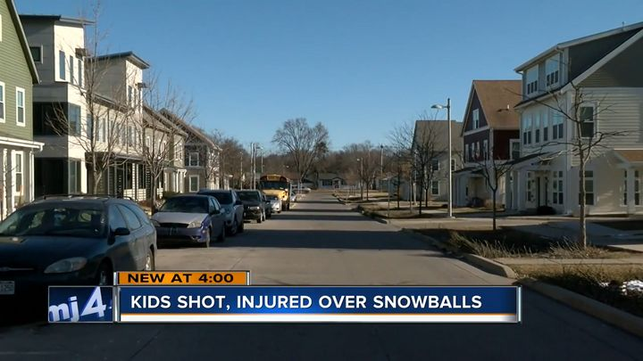 Milwaukee police described the shooter as driving a white Toyota. Both of the victims suffered non-life-threatening...